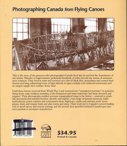 Photographing Canada from Flying Canoes (1920-1939) Cambridge Kitchener Area image 2