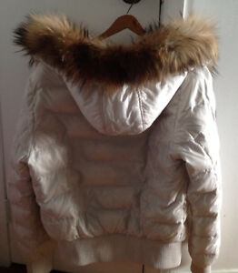 Beau manteau sun valley. Comme neuf-taille M