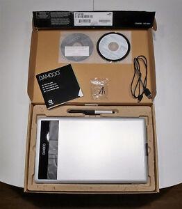 *REDUCED AGAIN* WACOM BAMBOO 'CREATE' graphics tablet w/pen$125
