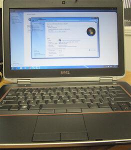 "Dell Intel Core i7 2.gen 14"" HD LCD -Nvidia - 160 SSD - 8 GB"