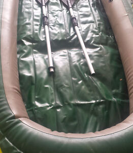 Seahawk inflatable boat - 4 person capacity