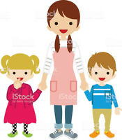 Looking for Full-Time Nanny ASAP!
