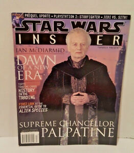 STAR WARS INSIDER MAGAZINE (1994 Series) #53 RARE.