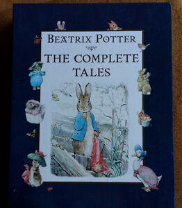 Beatrice Potter - The Complete Tales