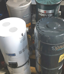NEW UNUSED CANISTER VACUUM POWER UNITS. Less than half price