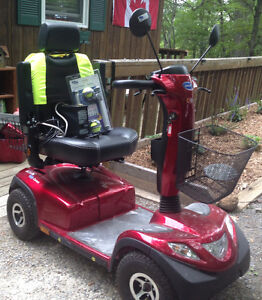 Invacare Comet Electric Scooter