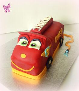 Fondant cakes for any occasion! Kitchener / Waterloo Kitchener Area image 6