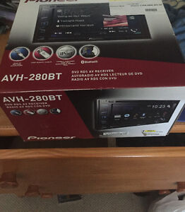 Car Deck - Pioneer AVH-280BT