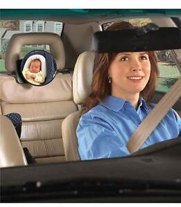 Diono/  Sunshine Easy View Baby Rear Back Seat Car Mirror 360 Diono rear mirror