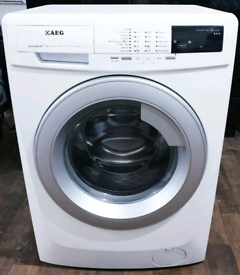 8kg AEG Washing Machine - Free local delivery and fitting