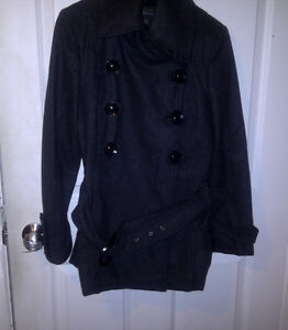 Jessica 60% Wool Coat $30 obo, read ad for details