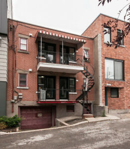 Renovated apartment for Rent in the heart of the Plateau - May 1