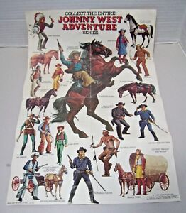 Johnny West, Accesories (1960's)
