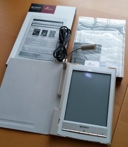 Sony eBook Reader PRS-T1 Wi-Fi + Case like NEW in Box
