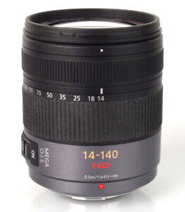 Panasonic 14-140mm