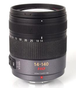 Panasonic 14-140mm