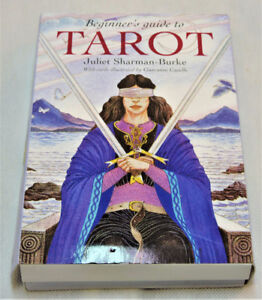 Beginner's Guide to Tarot Book and Cards