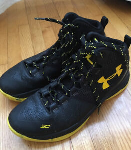 Steph Curry Basketball Shoes Youth 6.5