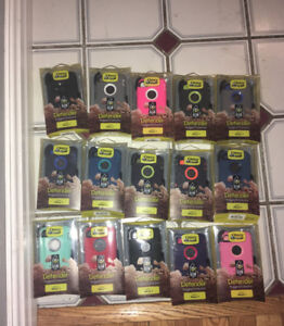 Otterbox defender cases iPhone 5,5s,Se,6,6s,7,7plus&galaxy 7&8