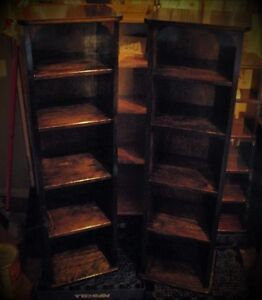 New Hand Made Book cases