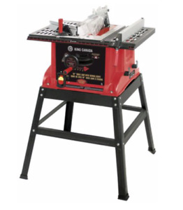 "King Canada 10"" Table Saw"