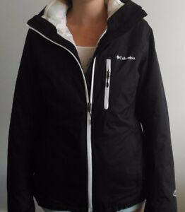 2 in 1 Columbia Waterproof winter coat size M