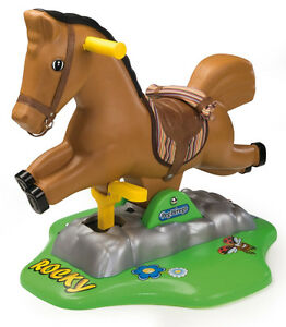 Peg Perego Battery Powered Rocking Horse