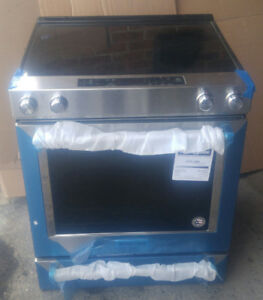 KITCHENAID STAINLESS STEEL CONVECTION ELECTRIC RANGE
