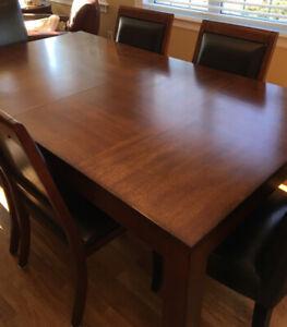 7-piece dining set