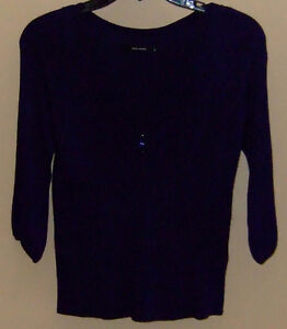 """VERO MODA"" V-NECK SWEATER"