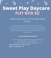 Sweet play daycare