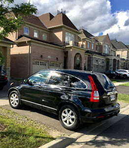 2008 Honda CR-V EX SUV BLACK LOW KMS PRIVATE SALE