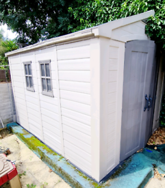 KETER SHED 11x8