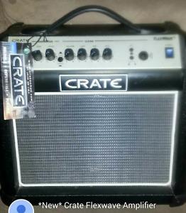 *New* Crate Flexwave amplifier