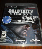 Call of duty Ghosts, PS3