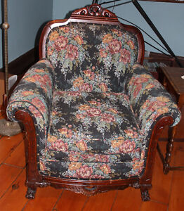 Antique Sofa and two Chairs Cambridge Kitchener Area image 1