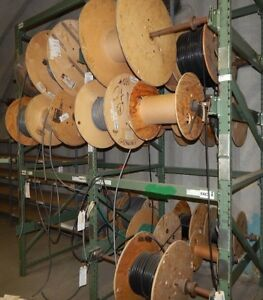 Industrial Wire cable rack for spools