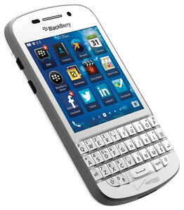 BLACKBERRY Q10 CELL PHONE WORKS ROGERS,CHATR..  PHOTO SAME LIKE