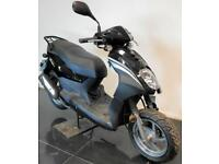 2018 67 SYM AV05W SYMPLY 50 MOPED SCOOTER PROJECT/FRAME ENGINE SPARES OR REPAIR