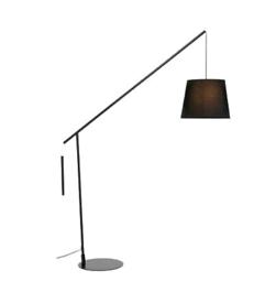 HANGING ARCH FLOOR LAMP - MATT BLACK NEW BOXED