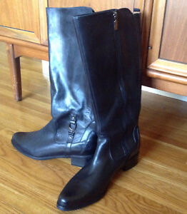 Brand New Leather Riding boots Windsor Region Ontario image 3