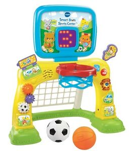 NEW: VTech Smart Shots Sports Center