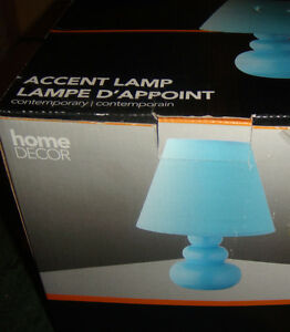 Brand New Home Decor Accent Lamp