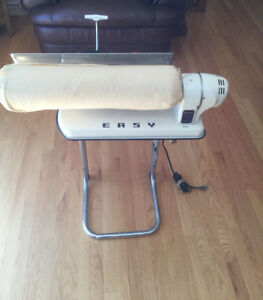 Vintage Electric Rotary Iron Ironer made in Canada