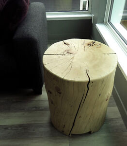 Custom Log End Tables