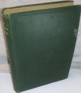 1903 Antique Book old Matriculation Algebra rare issue