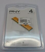 PNY 4GB (1 x 4GB) DDR3-1333MHz PC3-10600 240-Pin memory