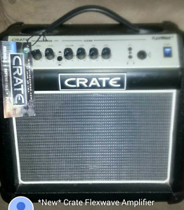 *New* Crate Flexwave Amplifier