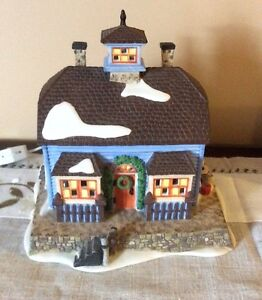 Dept. 56 - New England Village - Chowder - REDUCED