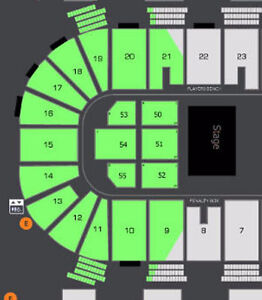 """""""THE WIGGLES - BIG SHOW"""" - FRONT ROW FLOOR TICKETS FOR SALE !"""